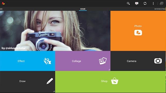 أفضل تطبيقات معالجة الصور لأجهزة أندرويد