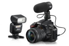 الكاميرا الرقمية D5600 من شركة نيكون nikon