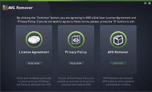 تحميل برنامج AVG Remover