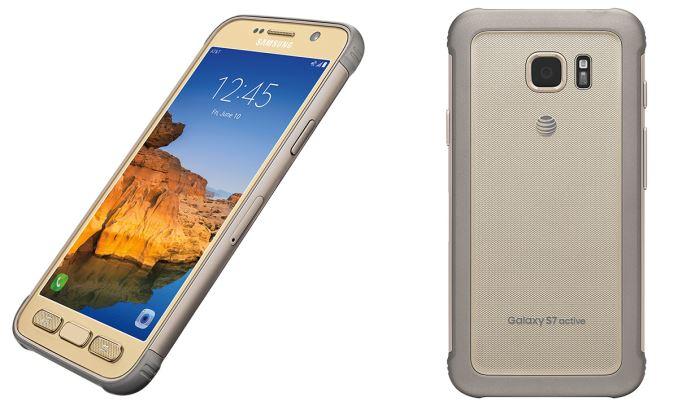 أعلنت شركة سامسنغ اليوم رسمياً عن جهازها الجديد إس 7 أكتيف المقاوم للصدمات